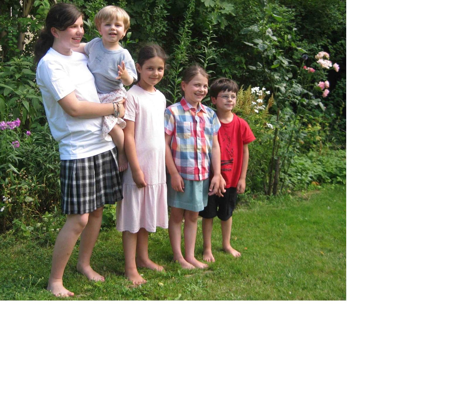 my five children