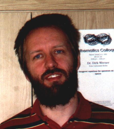 Dirk werner funktionalanalysis